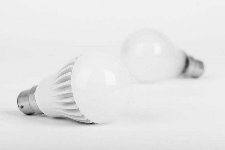 Use LED Lightbulbs to Save Money on Electric Bill Costs