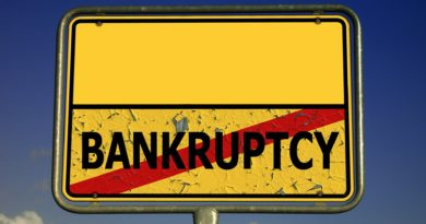 About Filing Bankruptcy